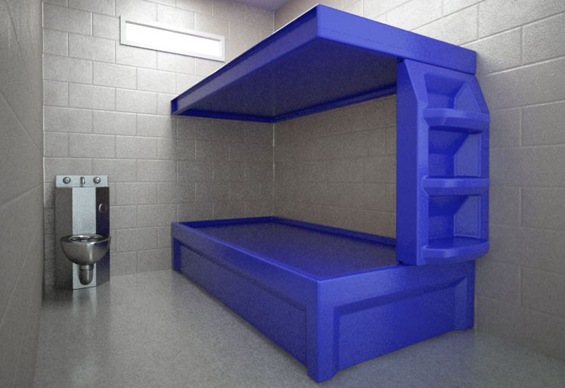 Anti-Ligature Upper Bed Support Ladder