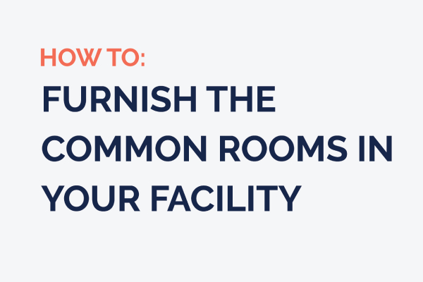 furnish the common areas in you facility blog