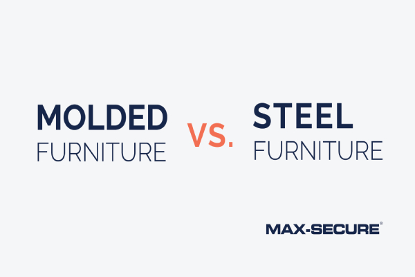 Molded Furniture vs Steel Furniture Blog
